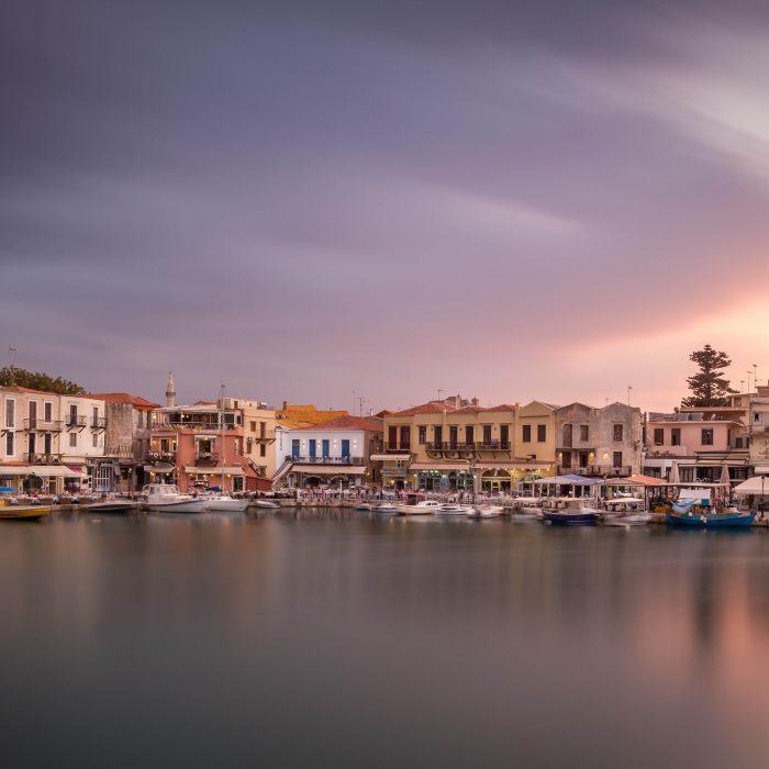 Rethymnon Old Venetian Port