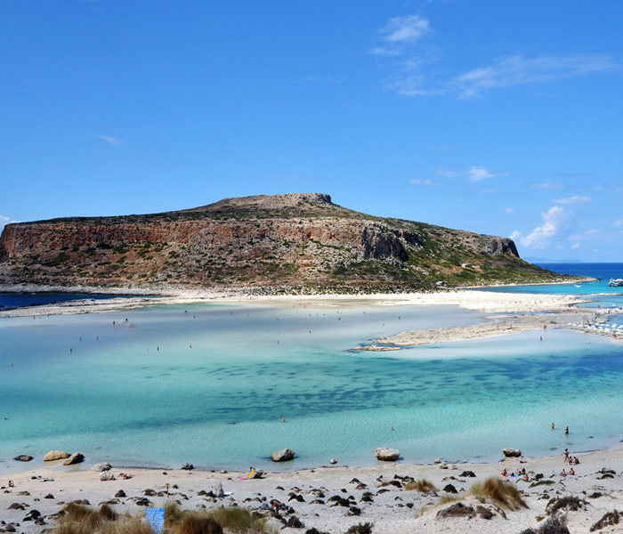 Gramvousa Bay