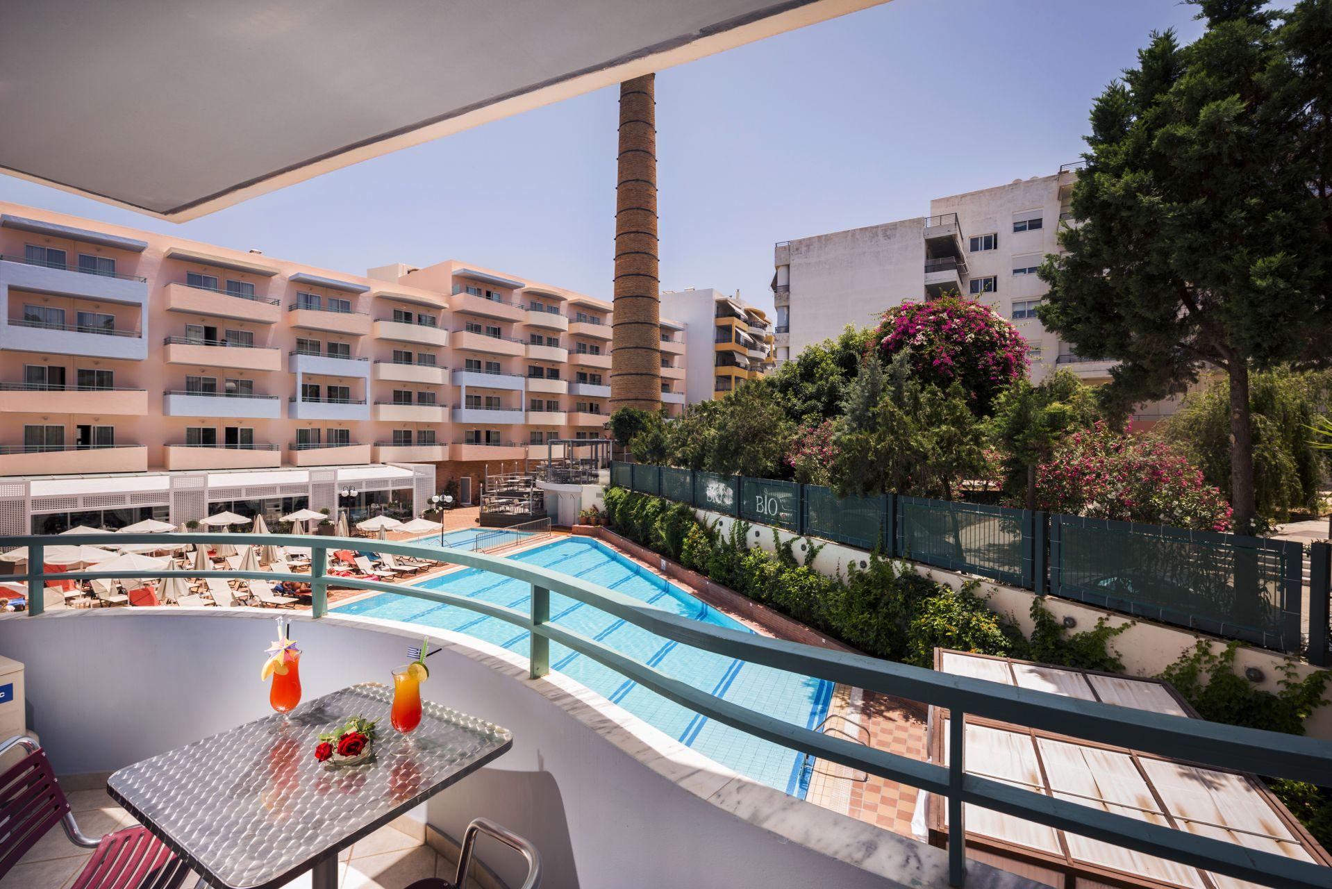 Leilighet med To Soverom - BIO Suites Hotel in Rethymnon ...