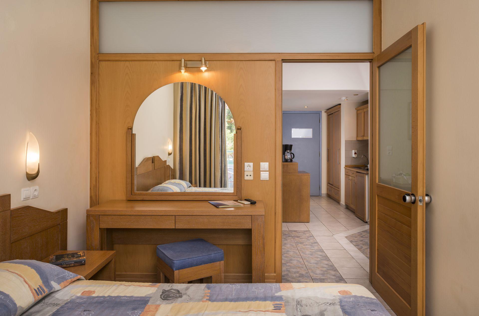 Leilighet med To Soverom - BIO Suites Hotel in Rethymnon, Crete